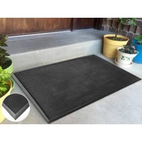 Anti Curl Rubber Stud Indoor & Outdoors Non-Slip Door Mat