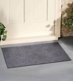 Large Polypropylene Indoors Outdoor Dust & Water Retaining Door Mat- Beige