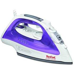 Tefal 2500W Ultra Glide Anti Calc  FV2663 Steam Iron, Purple/White