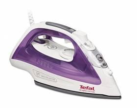 Tefal FV2661 Ultraglide Anti-Scale Steam Iron, 2400 Watt, Purple/White