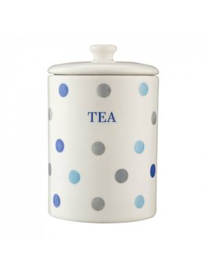Price and Kensington Padstow Blue Tea Storage Jar
