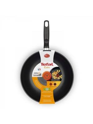 Tefal Extra Thermo - Spot  Non Stick Stirfry Pan, 28 cm - Black