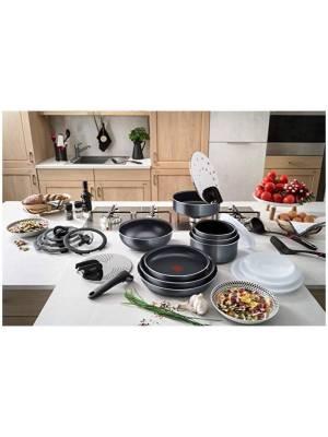 Tefal Ingenio Elegance Non-stick Saucepan Cookware Set