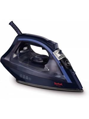 Tefal Virtuo FV1713 Steam Iron, 2000 Watt, Black/Dress Blue