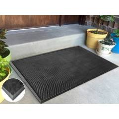 Anti Curl Rubber Stud Indoor & Outdoors Non-Slip Door Mat