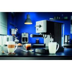 Krups XP344040 Calvi Manual Espresso Steam and Pump Coffee Machine-Black