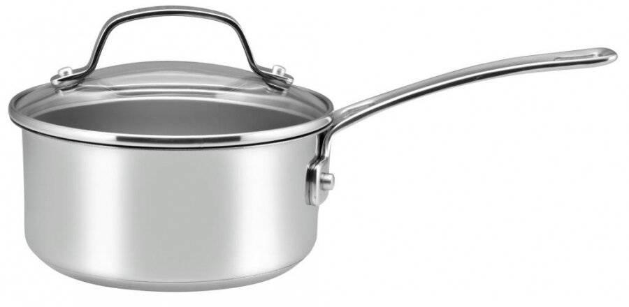 Circulon Genesis Stainless Steel Cookware Set, 4 Piece
