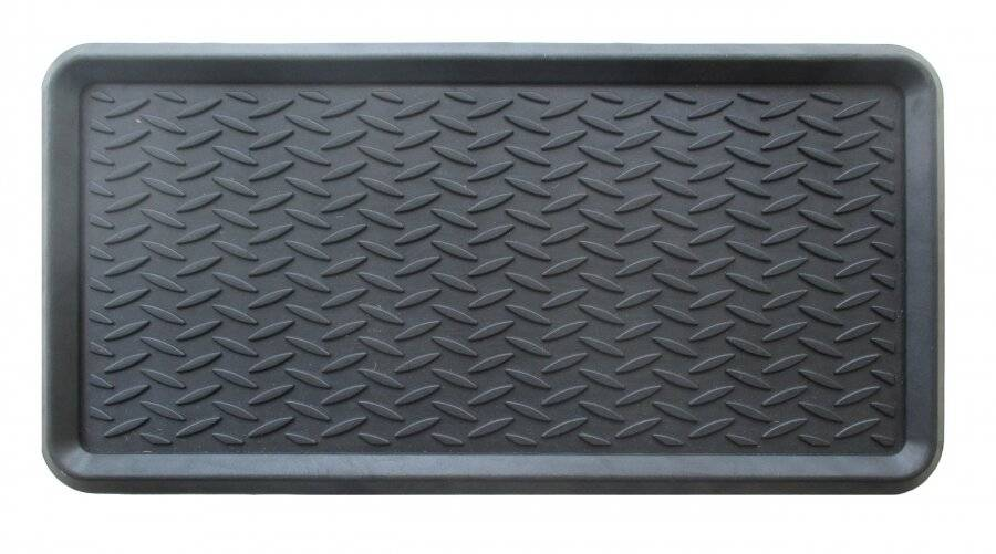 Flexible Hard Wearing OutDoor & Indoor Non Slip Rubber Boot Tray
