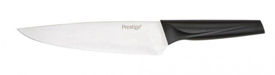 Prestige 47617 5 Piece Knife Set With Compact Wooden Block
