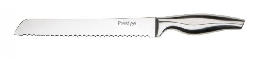 Prestige 47618 6 Piece Knife Block Including Chopping Board