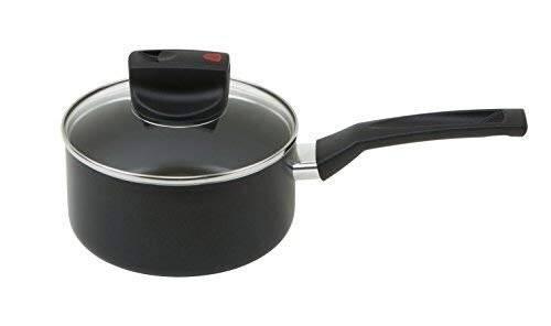 Prestige Safecook Aluminium 16 cm Saucepan With Glass Vented Lid