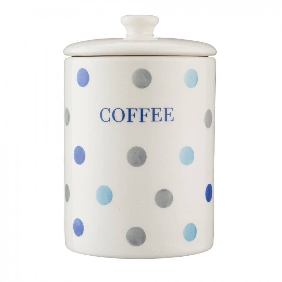 Price and Kensington Padstow Blue Coffee Storage Jar