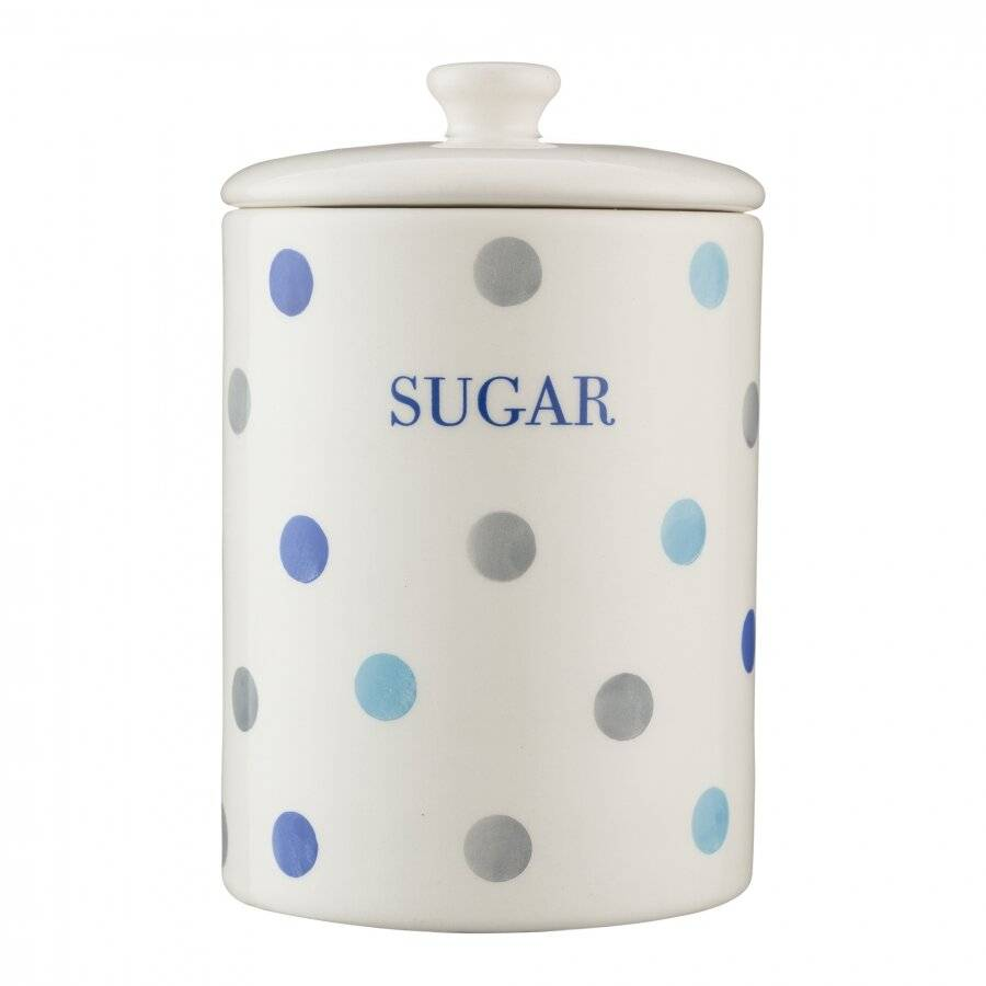 Price and Kensington Padstow Blue Sugar Storage Jar