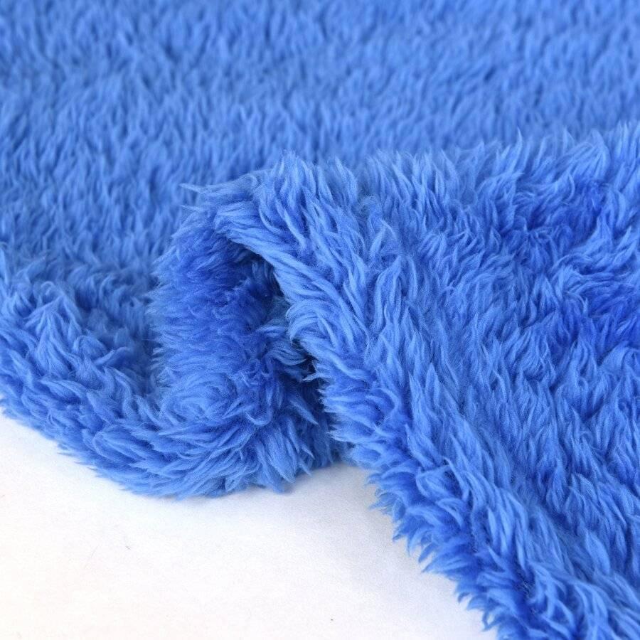 Super Soft Polar Thermal Throw - Blue (130 cm x 210 cm)