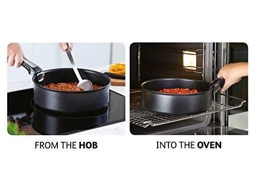 Tefal 4 Piece Ingenio Essential Nonstick Saucepan Cookware Set