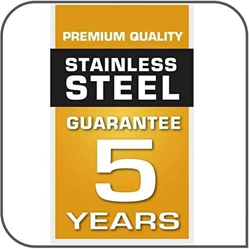 Tefal B9060244 Simpleo Stainless Steel, 20 cm Frying pan
