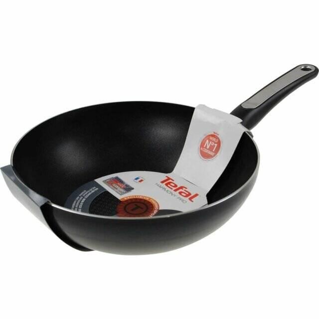 Tefal Basics Thermo Spot Non Stick Stirfry Pan / Wokpan 28cm