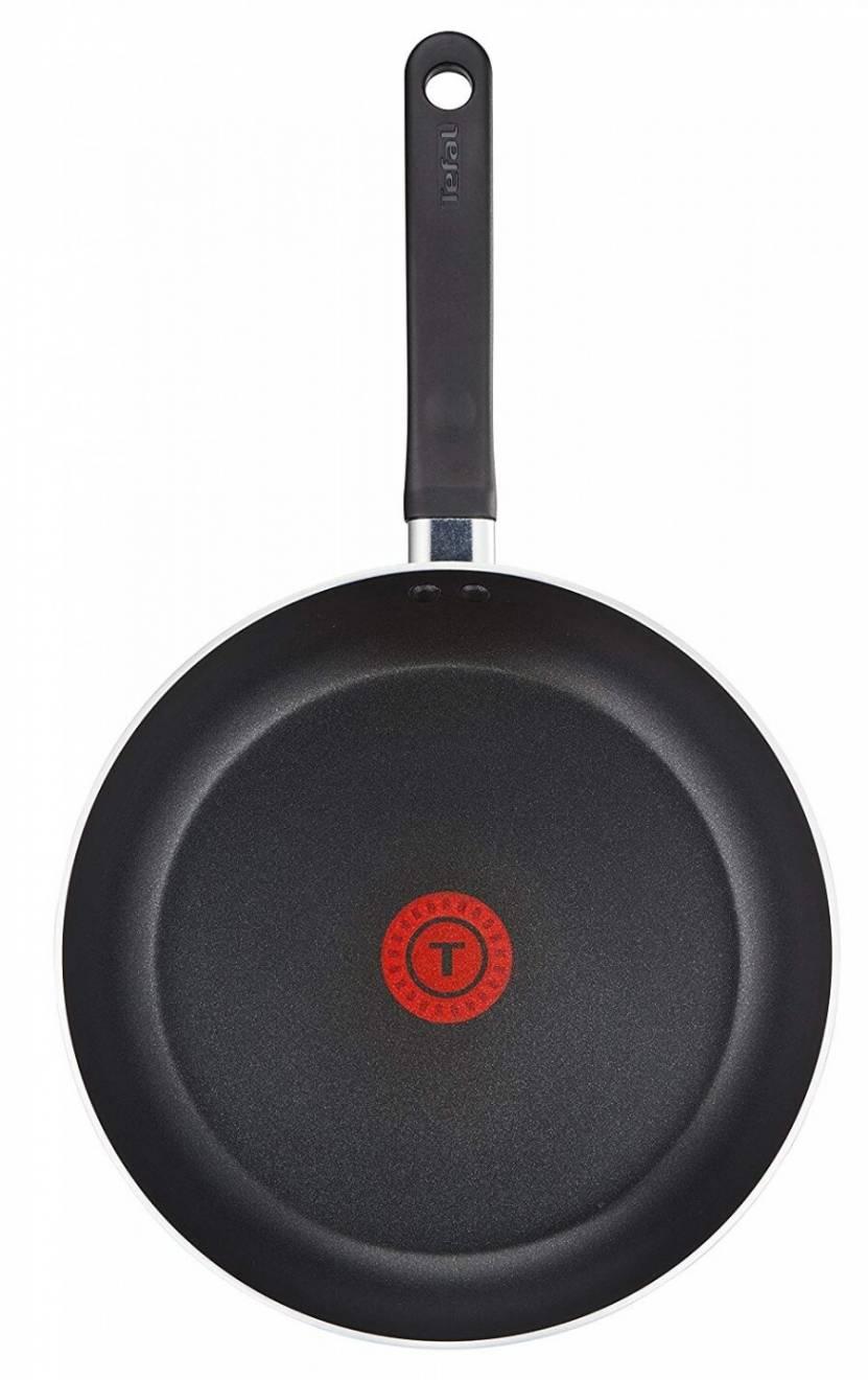 Tefal Delight 5 Pieces Non Stick Cookware Set - Black