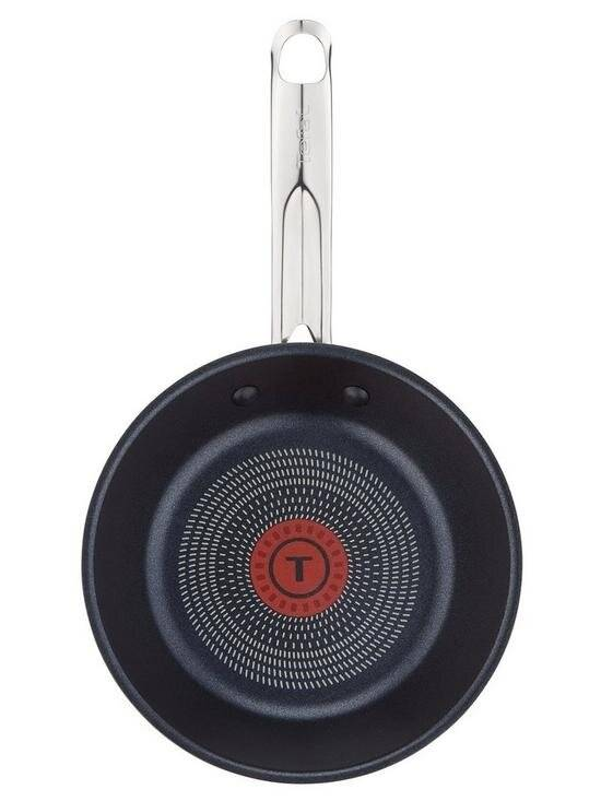 Tefal Elementary 5 Piece Set  - Stainless Steel, Silver