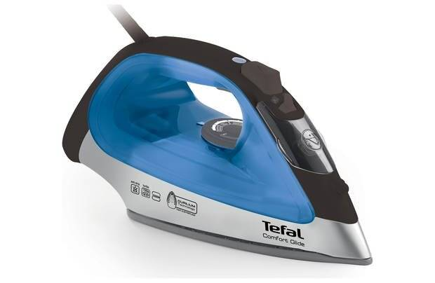 Tefal  Ergonomic Steam Trigger Ultraglide FV2677 Steam Iron
