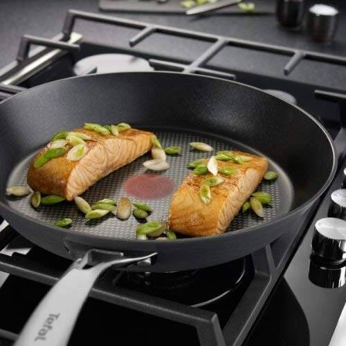 Tefal Gourmet Hard Anodised 26cm Thermospot Frying pan