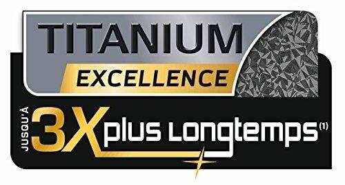 Tefal Hard Titanium+ Excellence Non-Stick Induction Frying Pan - 24 cm