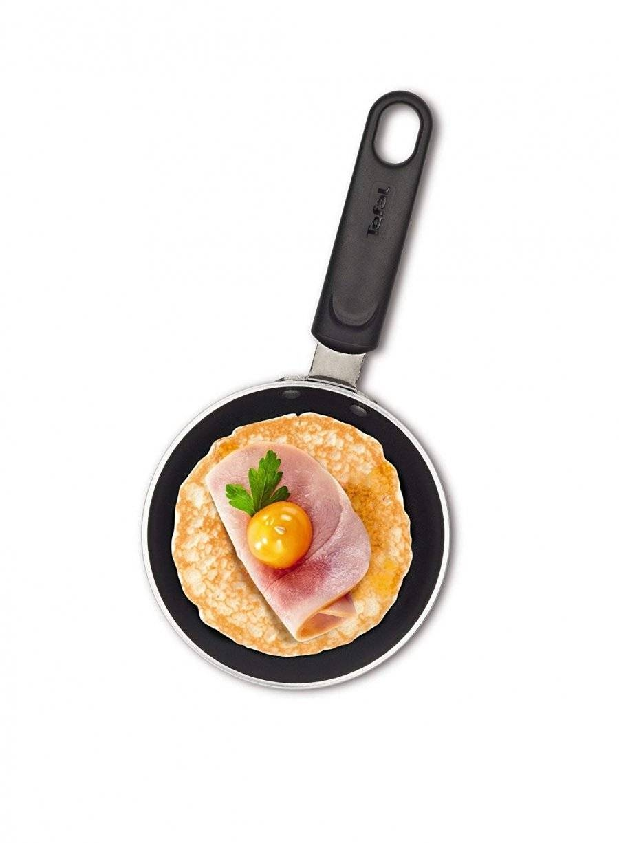 Tefal Ideal One Egg Wonder Frying Pan - Non Stick - 12cm