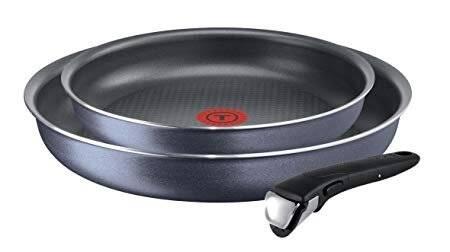 Tefal Ingenio Elegance Nonstick Saucepan Cookware Set