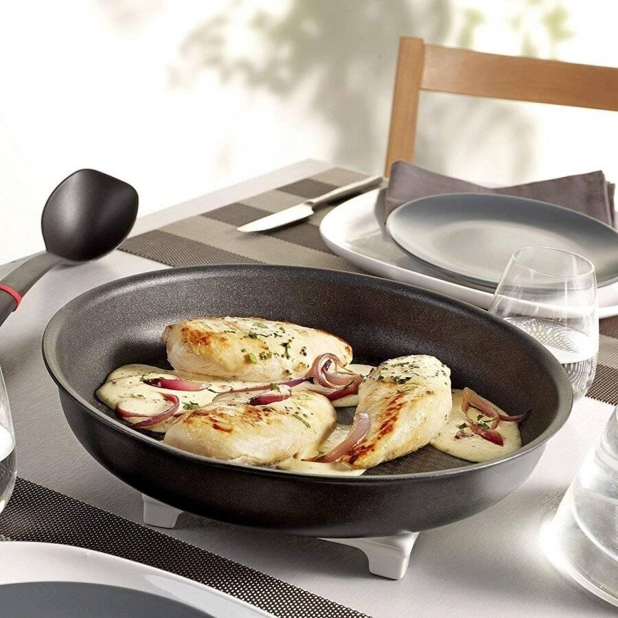 Tefal Ingenio Expertise L6509105 Induction Fry Pans Set 22 & 26 cm