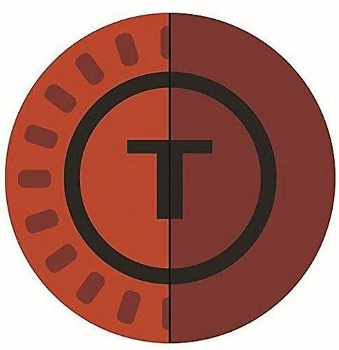 Tefal Jamie Oliver 5pcs H801S514Non-stick Induction Pan Set - Red