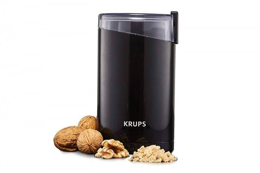 Tefal Krups F20342 Twin Blade Coffee Bean Grinding Mill