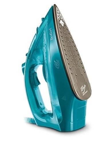 Tefal Maestro FV1847 Steam Iron , 2400 watt - Green & Blue