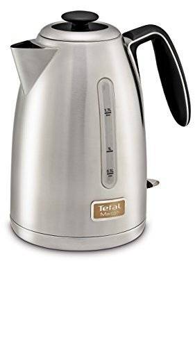 Tefal Maison 3KW Anti-Scale Cordless Kettle, 1.7 L - Chalk Board Black