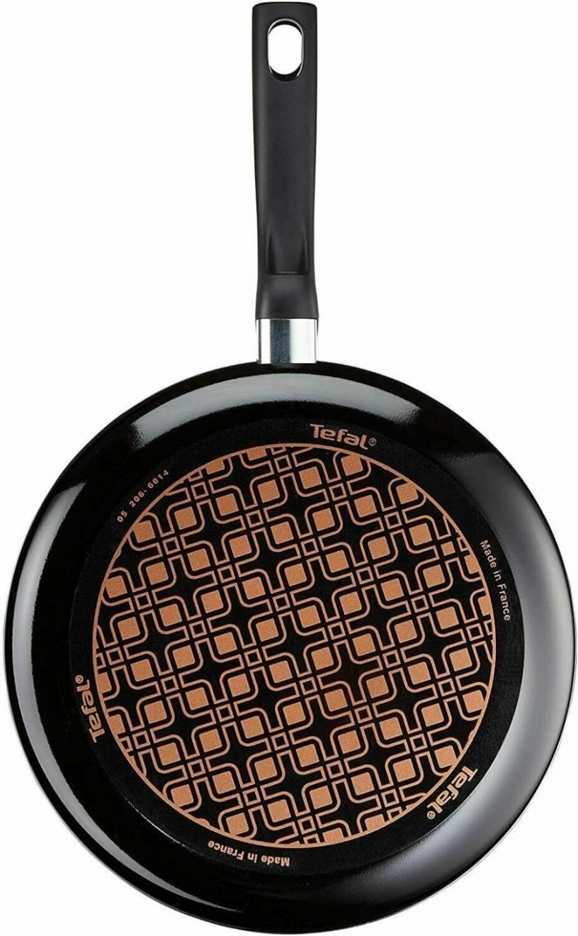 Tefal So Tasty Nonstick Frying Pan, 20 cm - Black