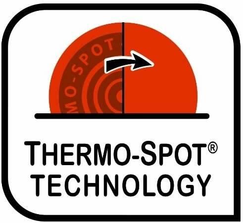 Tefal Specifics Plus Nonstick,Thermo-Spot - 26 cm Square Grill Pan
