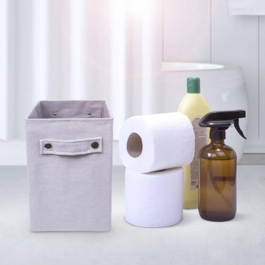 Woodluv Slimline Range Multi-Purpose Bathroom Mazagine Storage Unit